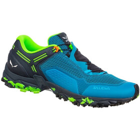 SALEWA Ultra Train 2 Zapatillas Hombre, blue danube/carrot